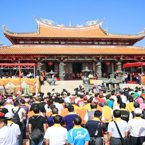 第十三屆澳門媽祖文化旅遊節